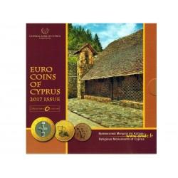 Série Euros Chypre BU 2017