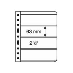 Feuilles VARIO 4 bandes horizontales