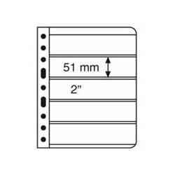 Feuilles VARIO 5 bandes horizontales
