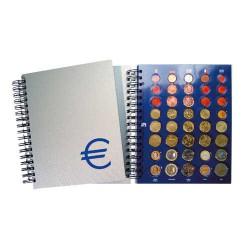 """Album """"TOPset"""" à spirales pour Euros"""