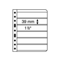 Feuilles VARIO 6 bandes horizontales