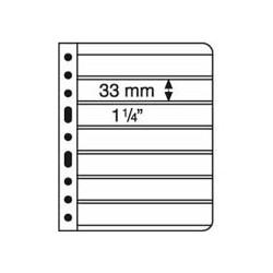 Feuilles VARIO 7 bandes horizontales